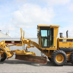 greder-caterpillar-12h-second-hand3 de vanzare