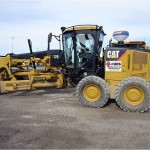 Greder Caterpillar 12M second hand