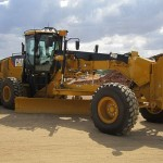 Greder Caterpillar 14M second hand