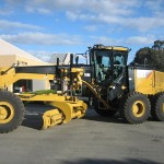 Greder Caterpillar 16M second hand