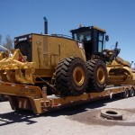 Greder Caterpillar 24M second hand