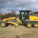 Greder New Holland F106 second hand
