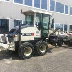 Greder Terex TG110 second hand