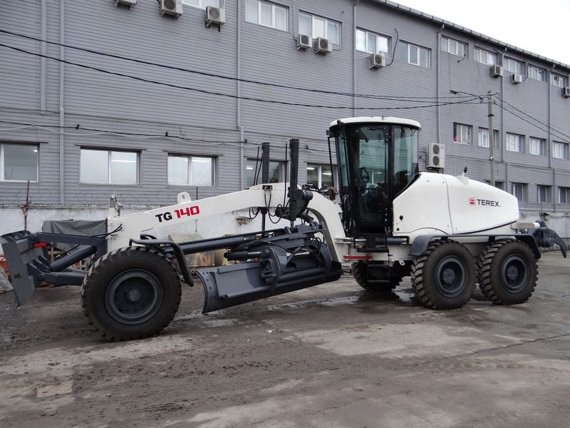 Greder Terex TG140 second hand
