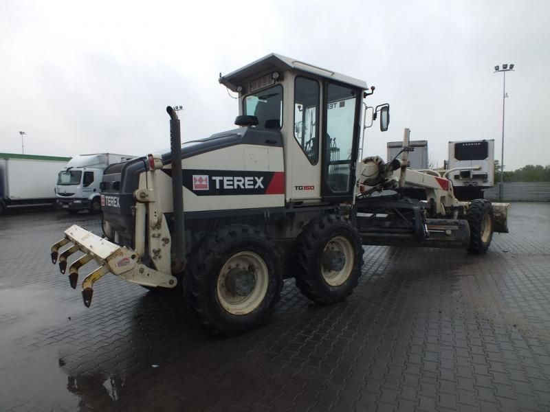 Greder Terex TG150 de vanzare