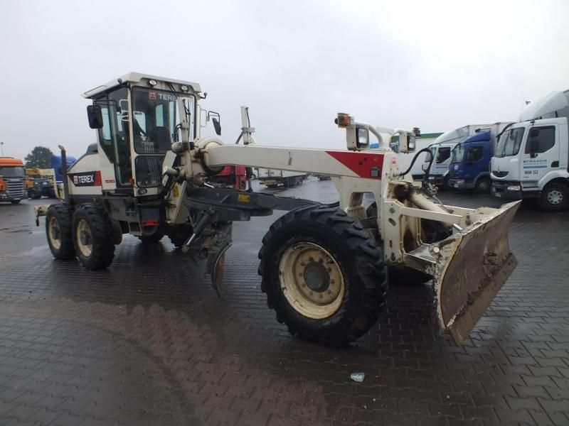 Greder Terex TG150 second hand