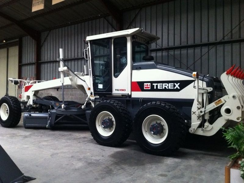Greder Terex TG190 second hand