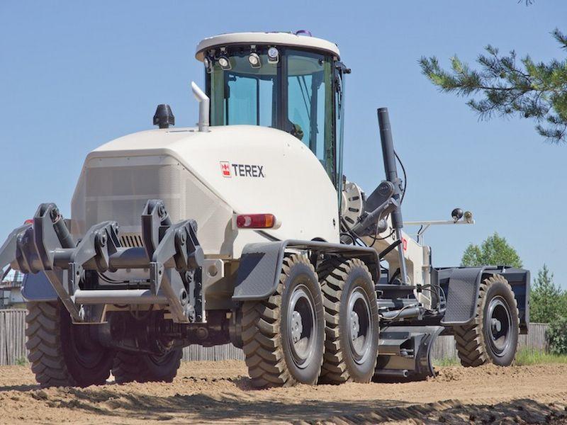 Greder Terex TG200 de vanzare