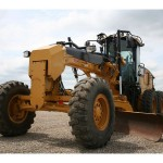 Gredere Caterpillar 12M Romania