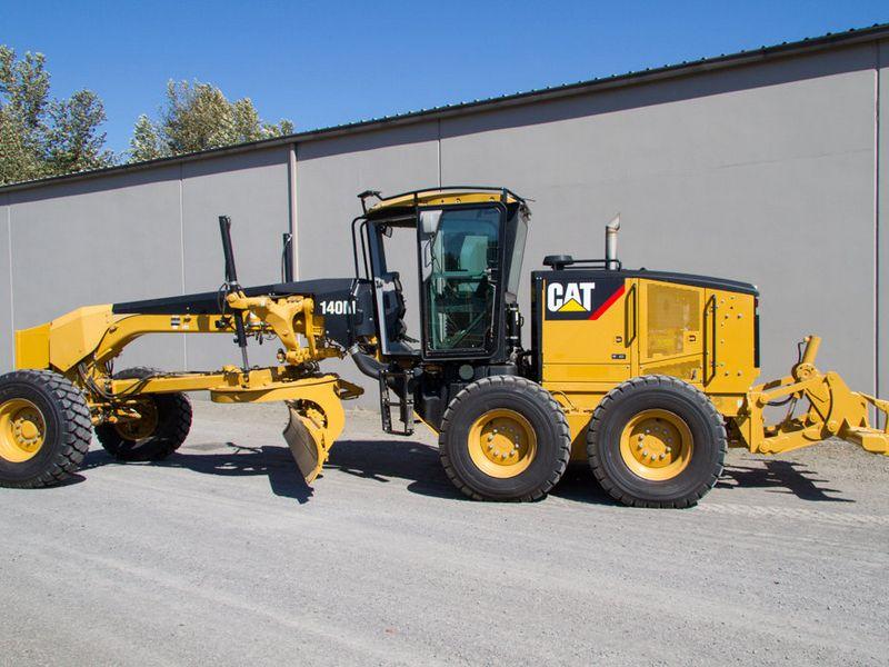 Gredere Caterpillar 140M dealer